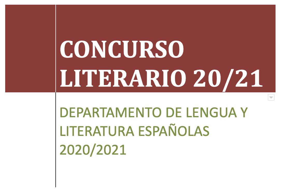 Concurso Literario 2020/2021 IES Guadalpín