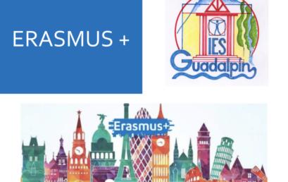 Movilidad Erasmus+ para el año 2021-22