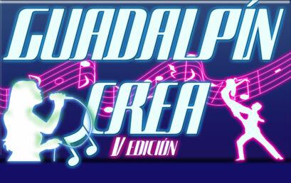 V Edición «Guadalpín Crea»
