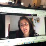 """LA DIRECTORA DE CINE ANA ROSA DIEGO  IMPARTE EL TALLER """"CORTOS POR LA IGUALDAD"""""""