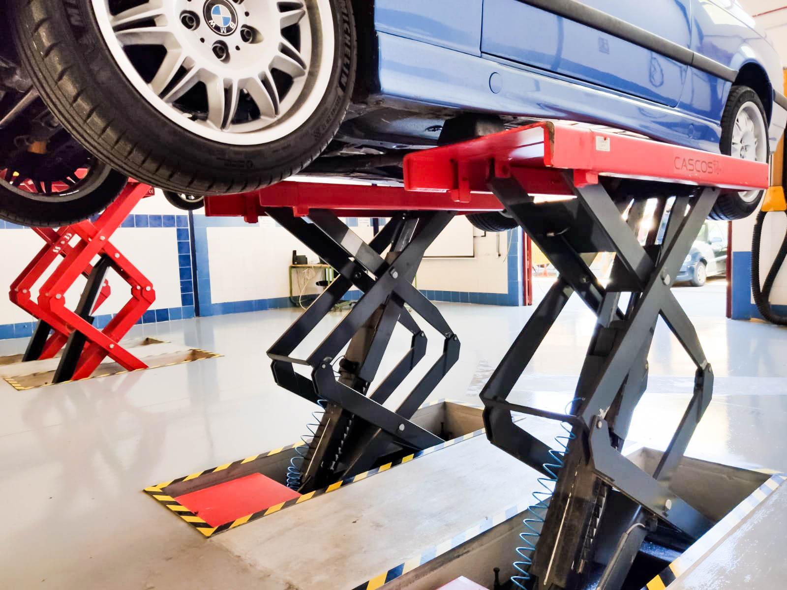 electromecánica de vehículos ies guadalpin