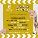 Becas Marbella Crea 2021