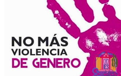 IES Guadalpín contra la violencia de género